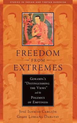 Freedom from Extremes by Jose Ignacio Cabezon