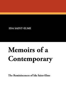 Memoirs of a Contemporary by Lionel Strachey