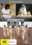 National Geographic: Mysteries Of The Bible on DVD