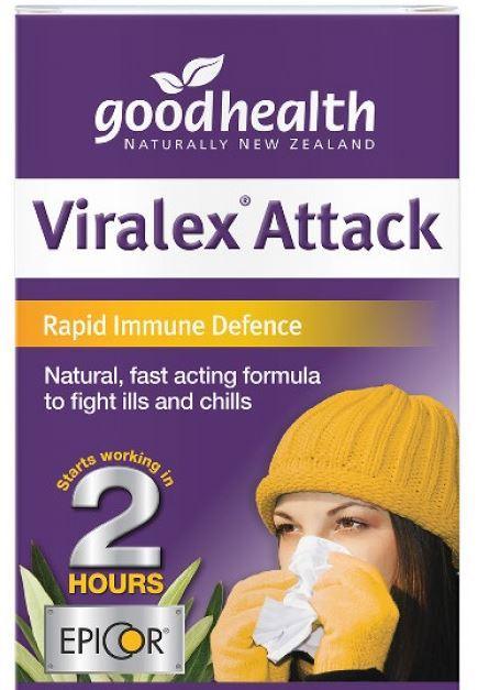 Good Health Viralex Attack (30 Capsules)