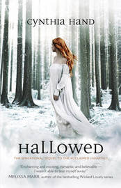 Hallowed (Unearthly, Book 2) by Cynthia Hand