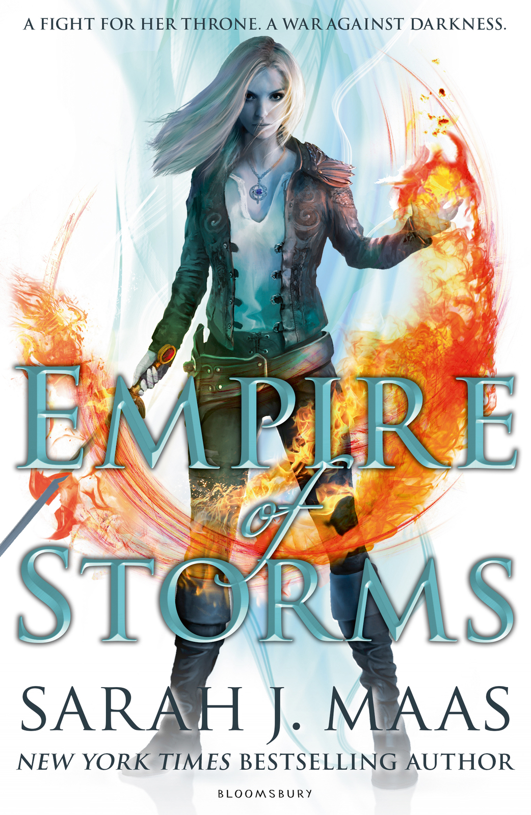 Empire of Storms by Sarah J Maas image