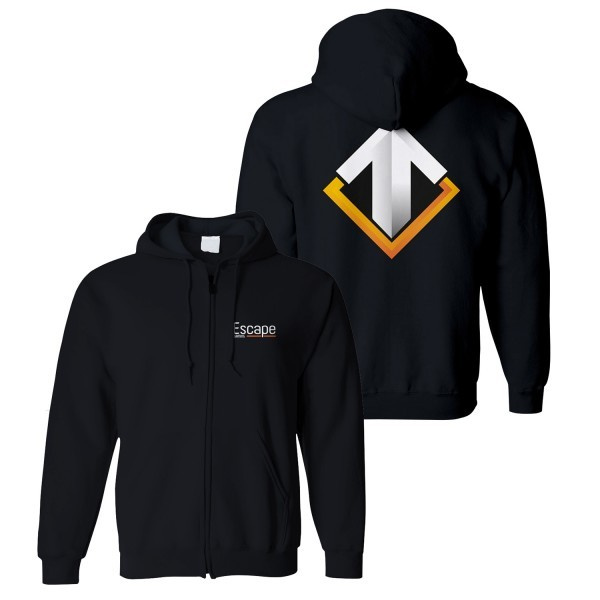 Escape Gaming Hoodie (XX-Large)