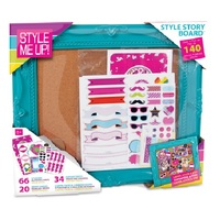 Style Me Up! - Style Story Board