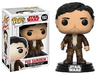 Star Wars: The Last Jedi - Poe Dameron Pop! Vinyl Figure image