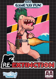 Re-Extinction - Card Game