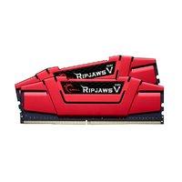 2 x 16GB G.SKILL Ripjaws V 2666Mhz DDR4 Desktop Memory - Red image