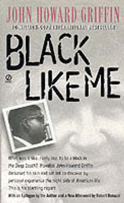 Black Like ME by John Howard Griffin image