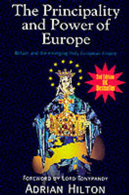 The Principality and Power of Europe by Adrian Hilton image