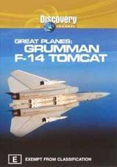Great Planes Grumman F-14 Tomcat on DVD