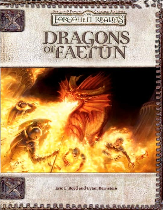 Forgotten Realms: Dragons of Faerun by Eric L. Boyd