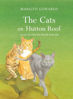 The Cats on Hutton Roof by Marilyn Edwards