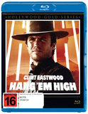 Hang 'Em High on Blu-ray
