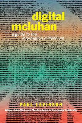 Digital McLuhan by Paul Levinson image