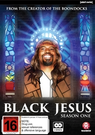Black Jesus - Season One on DVD