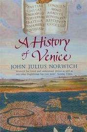 A History of Venice by John Julius Norwich image