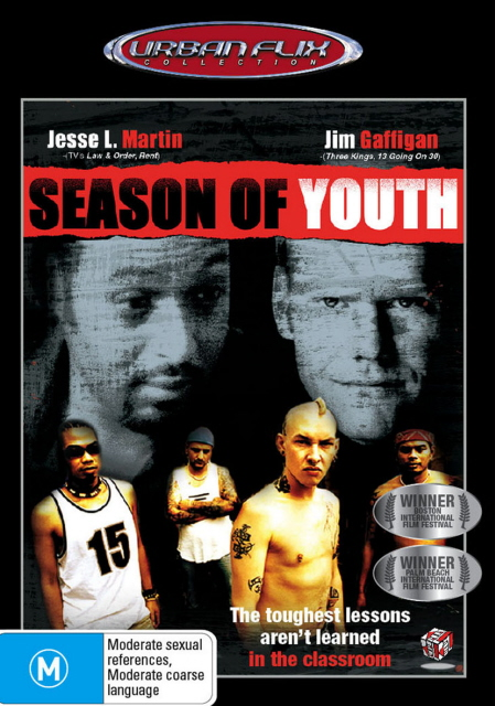 Season Of Youth (Urban Flix Collection) on DVD image