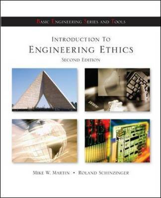 Introduction to Engineering Ethics by Mike Martin image