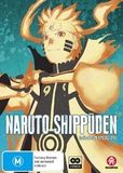 Naruto Shippuden Collection 29 - (Eps 362-374) on DVD