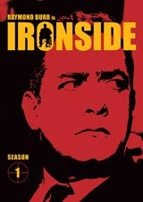 Ironside - Complete Season 1 (8 Disc Box Set) on DVD