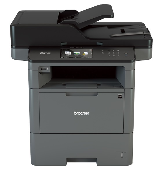 Brother MFCL6700DW 46ppm Mono Laser MFC Printer WiFi