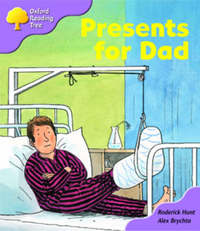 Oxford Reading Tree: Stage 1+: More First Sentences A: Presents for Dad by Roderick Hunt image
