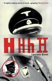 HHhH by Laurent Binet