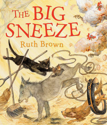 The Big Sneeze by Ruth Brown image