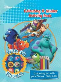 Disney Pixar Fun Pack image