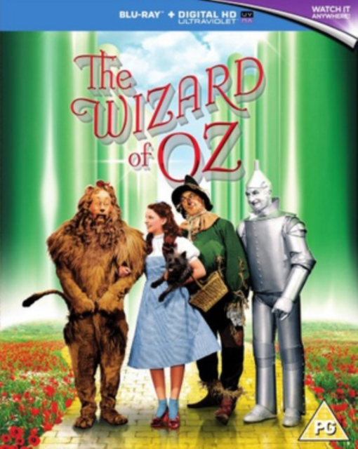 The Wizard Of Oz on Blu-ray