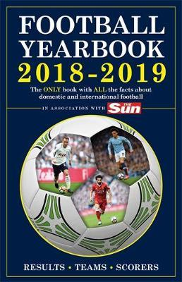 The Football Yearbook 2018-2019 in association with The Sun by Headline image