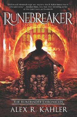 Runebreaker by Alex R Kahler