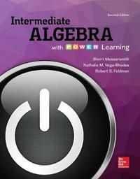 Integrated Video and Study Guide for Intermediate Algebra with P.O.W.E.R Learning by Sherri Messersmith