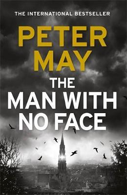 The Man With No Face by Peter May image