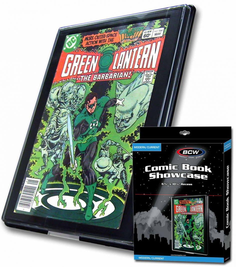 BCW: Comic Book Showcase - Current (Standard) image