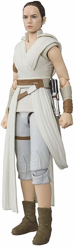Star Wars: Rey & D-O - S.H.Figuarts Figure