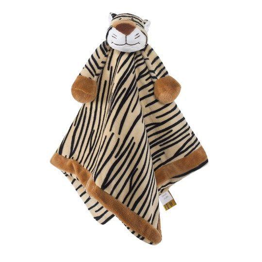 Teddykompaniet: Diinglisar Cuddle Blanket - Tiger