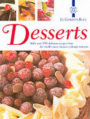 Le Cordon Bleu Desserts by Laurent Duchene image