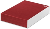4TB Seagate One Touch Portable USB 3.0 HDD Red