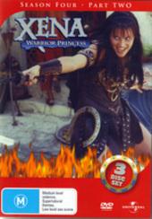 Xena - Warrior Princess: Season 4 - Part 2 (3 Disc Set) on DVD