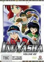 Inuyasha - Vol 22 on DVD