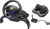 Ferrari 360 Modena Wireless Wheel for PlayStation 2