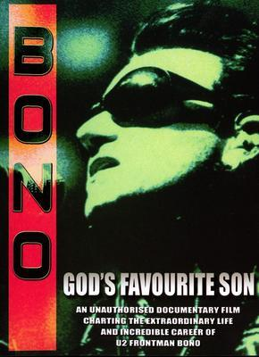 Bono - God's Favourite Son on DVD