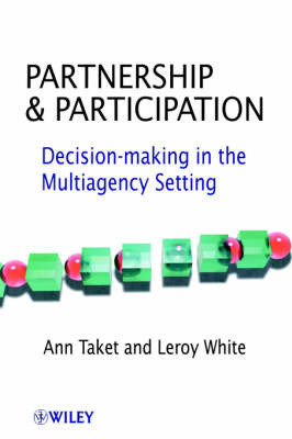 Working with Groups in the Multi-agency Setting by Ann Taket