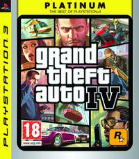 Grand Theft Auto IV (Platinum) (Pre-owned) for PS3