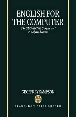English for the Computer by Geoffrey Sampson image