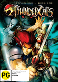 Thundercats - Season One Book One on DVD