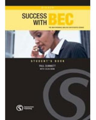 Success with BEC Higher by Paul Dummett