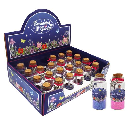 Enchanted Garden: Fairy Wishing Jar (Assorted Designs) image