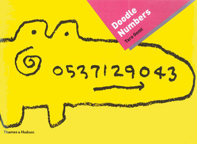 Doodle Numbers by Taro Gomi